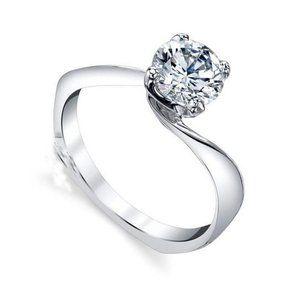 Jewelry - 2.00 ct Round brilliant cut solitaire diamond
